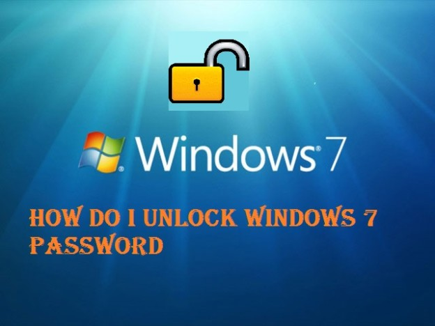 unlock your windows 7 password